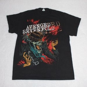Other - Vintage Style Avenged Sevenfold Rock Tee